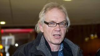 Lars Vilks, der Kunstprofessor mit Nerven aus Stahl