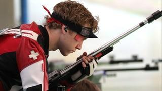Schweizer Schützen holen WM-Medaille