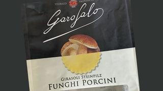 Steinpilz-Ravioli fast ohne Steinpilze (Artikel enthält Audio)
