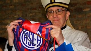 Pedro Lenz: «Der Papst ist ein Fussballfan – wie ich»
