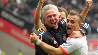 Bayern in Rekordzeit zum 23. Meistertitel