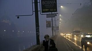 Bosnien: Ein gespaltenes Land will in die EU