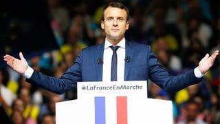 Macron will Kampf gegen Terror verstärken