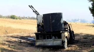 UNO fordert Waffenruhe für umkämpfte syrische Grenzstadt