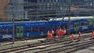Berna: Traffic da tren impedì fin gievgia a mezdi