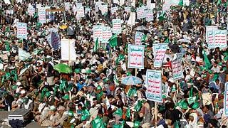 UNO evakuiert verletzte Huthi-Rebellen