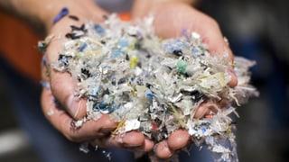 Kampf dem Plastikmüll auch auf kantonaler Ebene