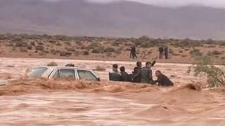 Hochwasserdrama in Marokko
