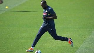 Bolt will sich im Probetraining beweisen