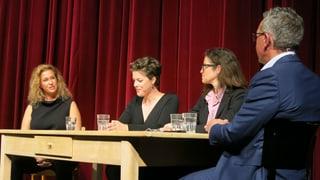 Drei Musikerinnen und ihre Karrieren im Zickzack