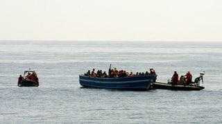 «Die Mission wird das Drama im Mittelmeer kaum stoppen»