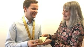 Dominic gewinnt den SRF 3-Festival-Superpass!