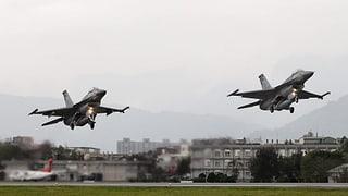 Neue US-Kampfjets für Taiwan