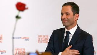 Benoît Hamon candidat dals socialists franzos