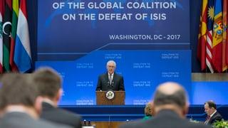Kampf gegen Terrormiliz IS soll verstärkt werden