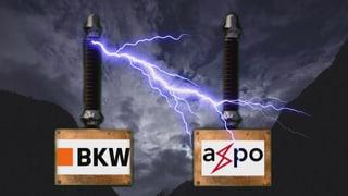 Video «Stromriesen im Clinch: Axpo contra BKW» abspielen