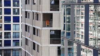 Banken müssen sich gegen Immobilienblasen absichern