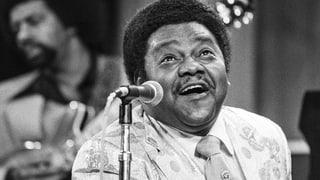 Blues-Legende Fats Domino ist tot