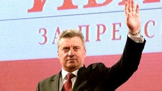 Mazedonien: Ivanov siegt – und siegt doch nicht