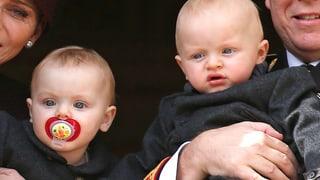 Segen von ganz oben: Papst betet für Monaco-Zwillinge