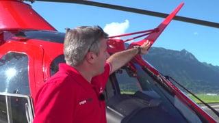 So funktionieren Kabelschneider am Helikopter