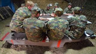 Ständeratskommission hält an Armeereform fest