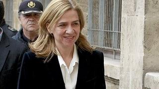 Berufung abgelehnt: Cristina von Spanien muss vor Gericht