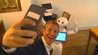 Video «Nicht ohne mein Handy» abspielen