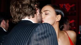 Bradley Cooper und Irina Shayk knutschen Trennungsgerüchte weg