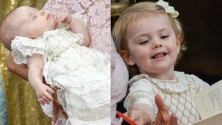 Prinzessin Leonore schlummert, Cousine Estelle vergnügt
