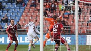So lief die Super-League-Partie zwischen Vaduz und Luzern