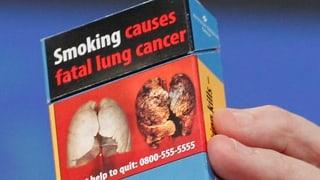 EU sagt Rauchern den Kampf an