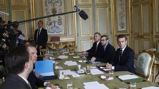 «Gilets jaunes»: Macron na vul betg metter ieli en il fieu
