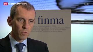 Finma sieht keinen Handlungsbedarf wegen Zypern