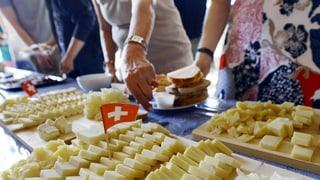 1. August: Im Aargau boomen die «Buure-Zmorge»