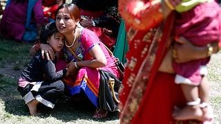 Schweres Nachbeben in Nepal fordert erneut Tote