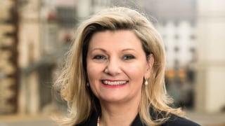 Cornelia Stamm Hurter ist neue Schaffhauser Regierungsrätin