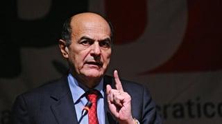 Italiens Linke setzt auf Bersani