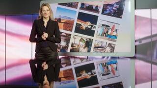 Video «In der grössten Bildergalerie der Welt » abspielen