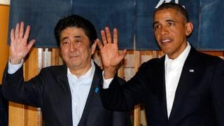 Obamas schwierige Asienmission