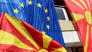Mazedonien sagt Jein zu neuem Staatsnamen