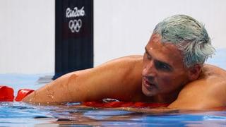 Alles gelogen: US-Schwimmer haben Überfall in Rio erfunden