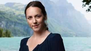 Moderatorin Nina Mavis Brunner ist schwanger