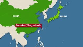 China versetzt die Luftwaffe in «Alarmbereitschaft»