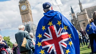 Gegen den Brexit marschieren