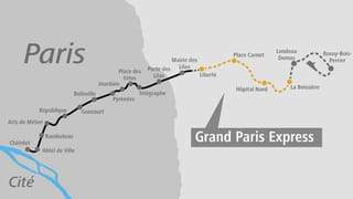 Tunnel für Pariser U-Bahn: Millionen-Auftrag für Implenia