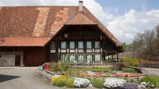 Oberwil bei Büren BE: ländlich, vielseitig, gesellig