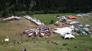 Il «Summer Never Ends Festival» fatschenta la polizia