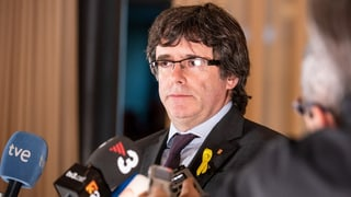 Deutschland darf Puigdemont nach Spanien ausliefern