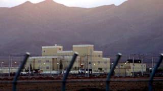 Iran rüstet Atomanlage auf